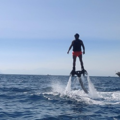 Chris Fly Boarding