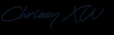 Chrissy XW Logo